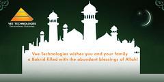 Vee Technologies wishes all Bakrid Mubarak