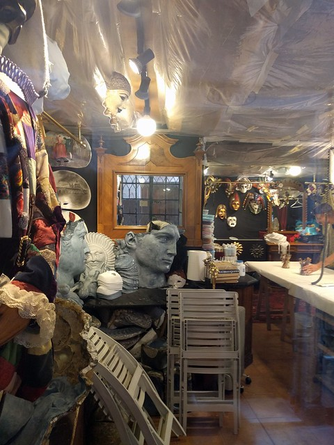 Merchant in Venice 1 - Venice shop, Italy