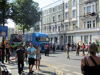 Notting Hill Carnival PA Truck 2017