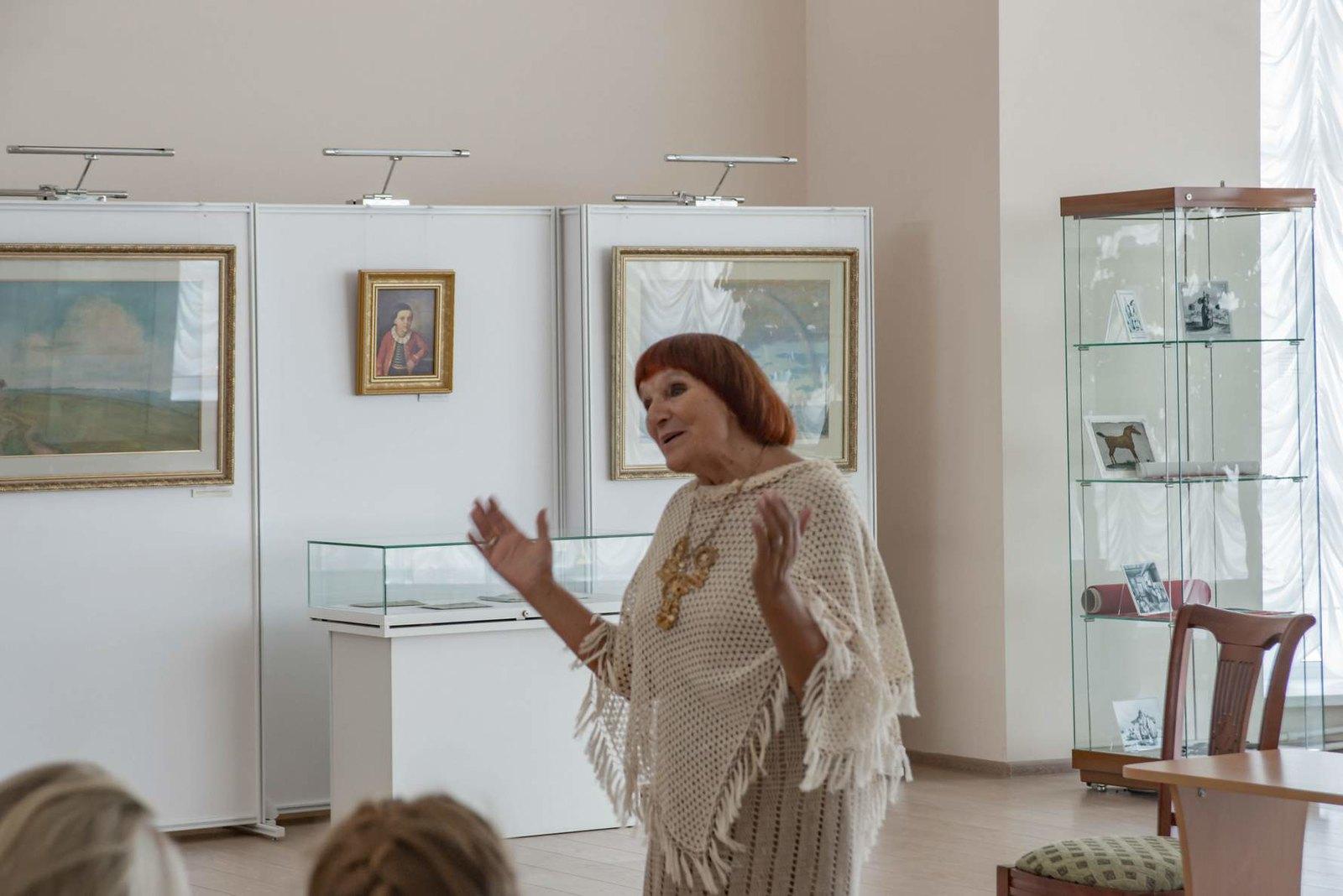 Елена Сапогова, певица, сказительница, педагог, народная артистка России