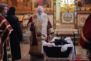 Литургия в Хутынском монастыре 400