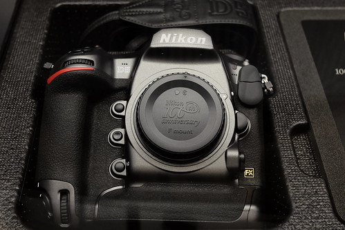 Nikon D5 100th anniversary edtion