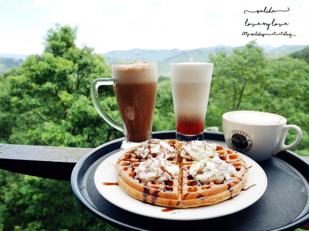 石碇景觀咖啡廳推薦海倫咖啡 (11)