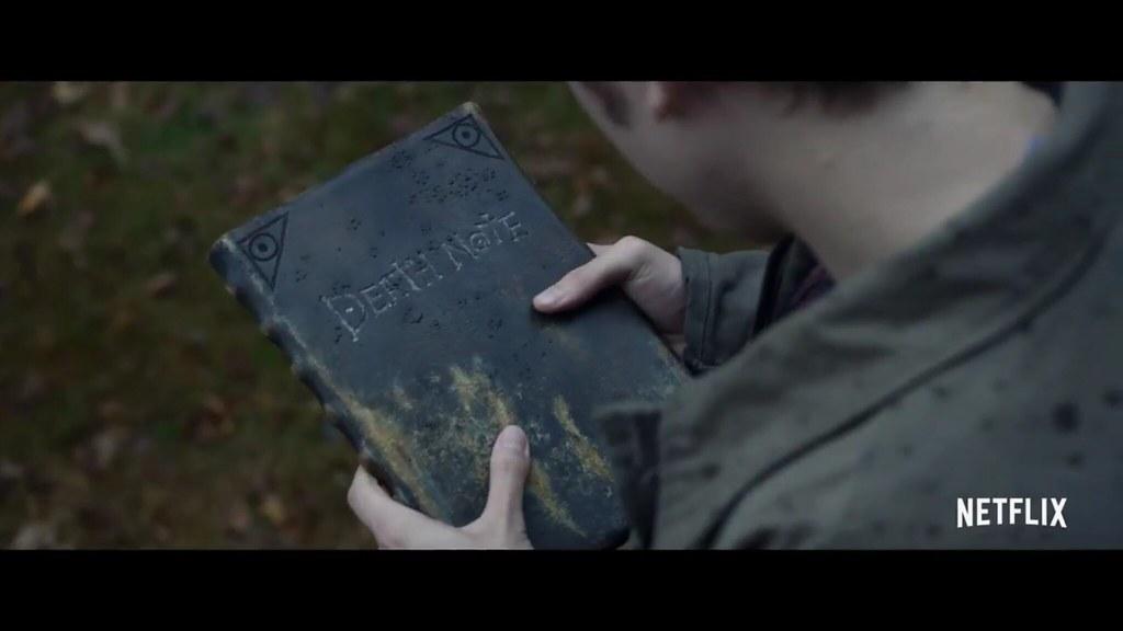 O caderno - Death Note (2017)