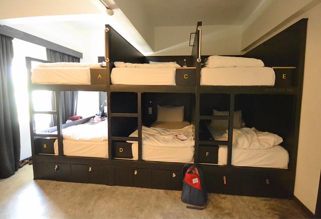 kuala lumpur hostels grid9 hotel dorm room