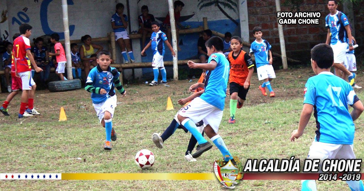 Proyectos deportivos para jóvenes y niños del cantón continúan y dejan grandes resultados