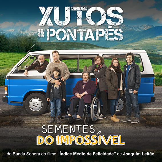 Xutos e Pontapes - Sementes do Impossivel - capa single
