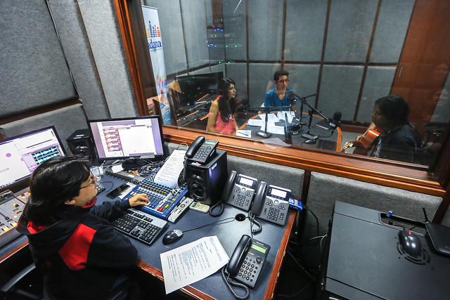 Radio Ciudadana Noticiero Juvenil Hagamos Clik