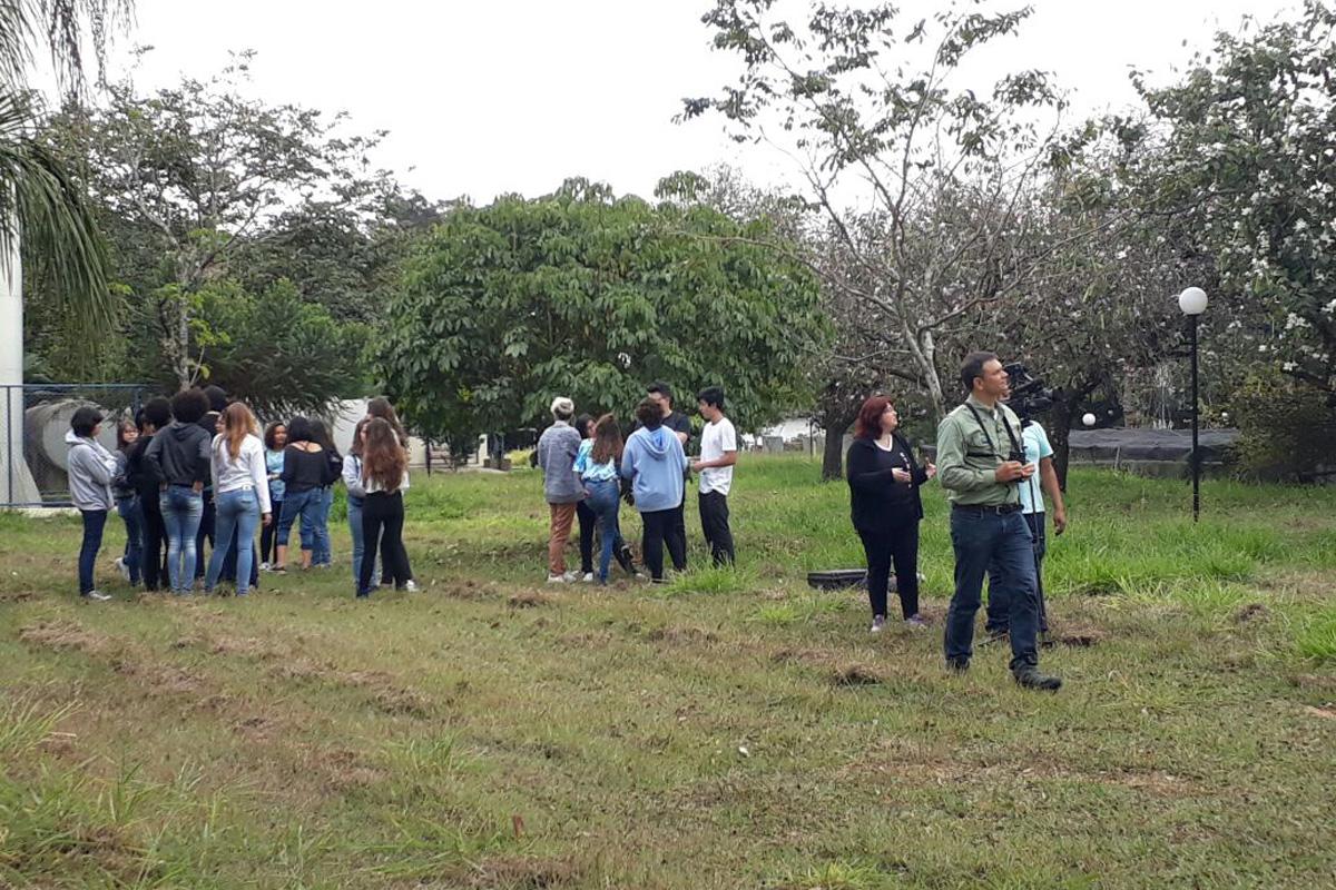 Alunos da Fatec de Jaú vão identificar e catalogar árvores do município