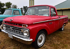 1966 Mercury 100 pickup truck