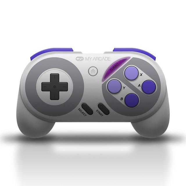My-Arcade-SNES-Controller
