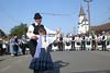 Großvater-Enkelin Tanz könnte man meinen, es ist jedoch der traditionelle Tanz der Hut- und Tuchgewinner.