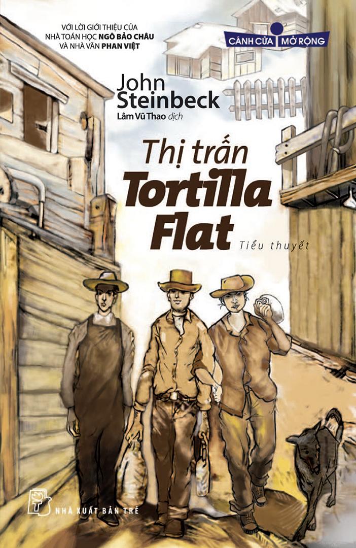Thị Trấn Tortilla Flat - John Steinbeck