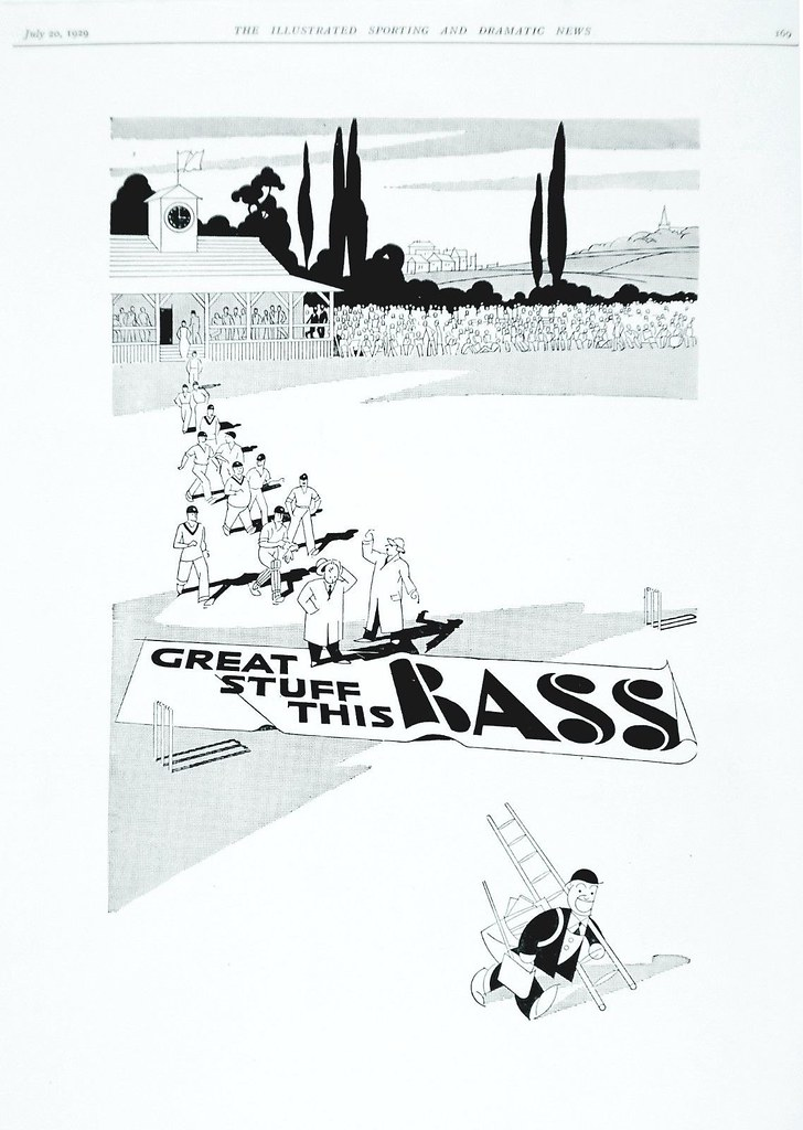 Bass-1929-cricket