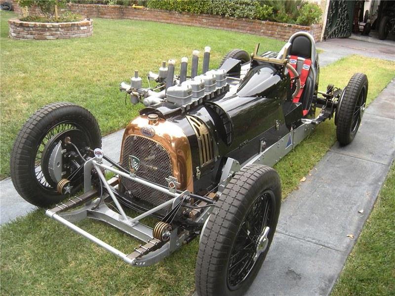 1929 Fiat Gypsy