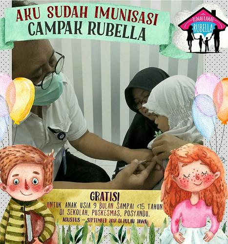 pengalaman imunisasi MR