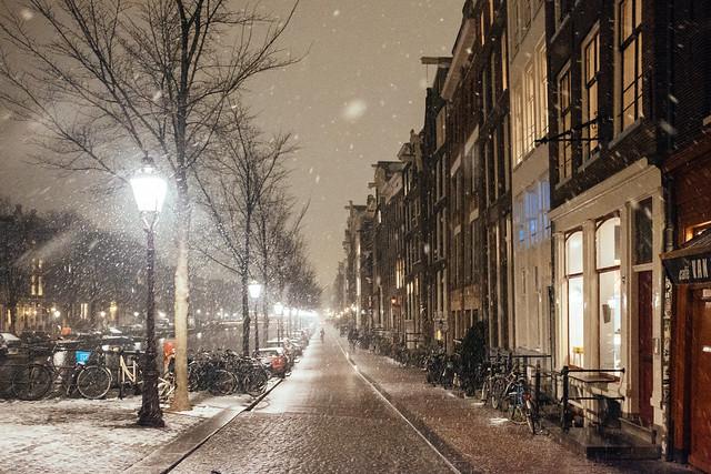 snow storm, Fujifilm X-Pro2, XF23mmF2 R WR