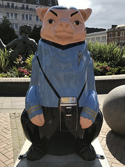 The Big Sleuth Trail 2017 - 46. Spock