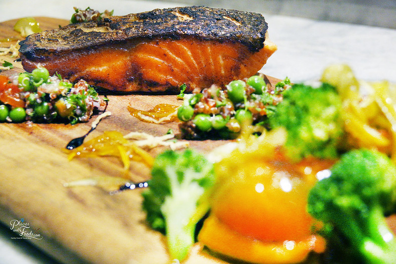 southern rock seafood grilled salmon