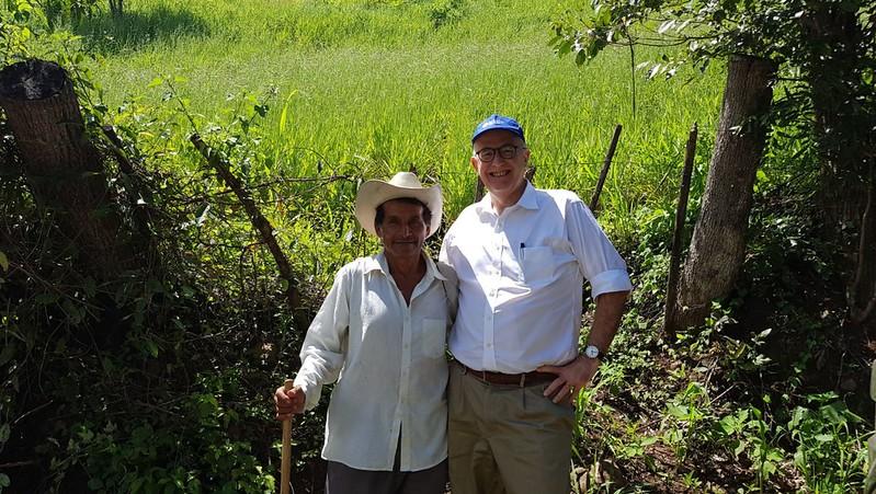 Julio Berdegué - Representante Regional de la FAO para América Latina y el Caribe
