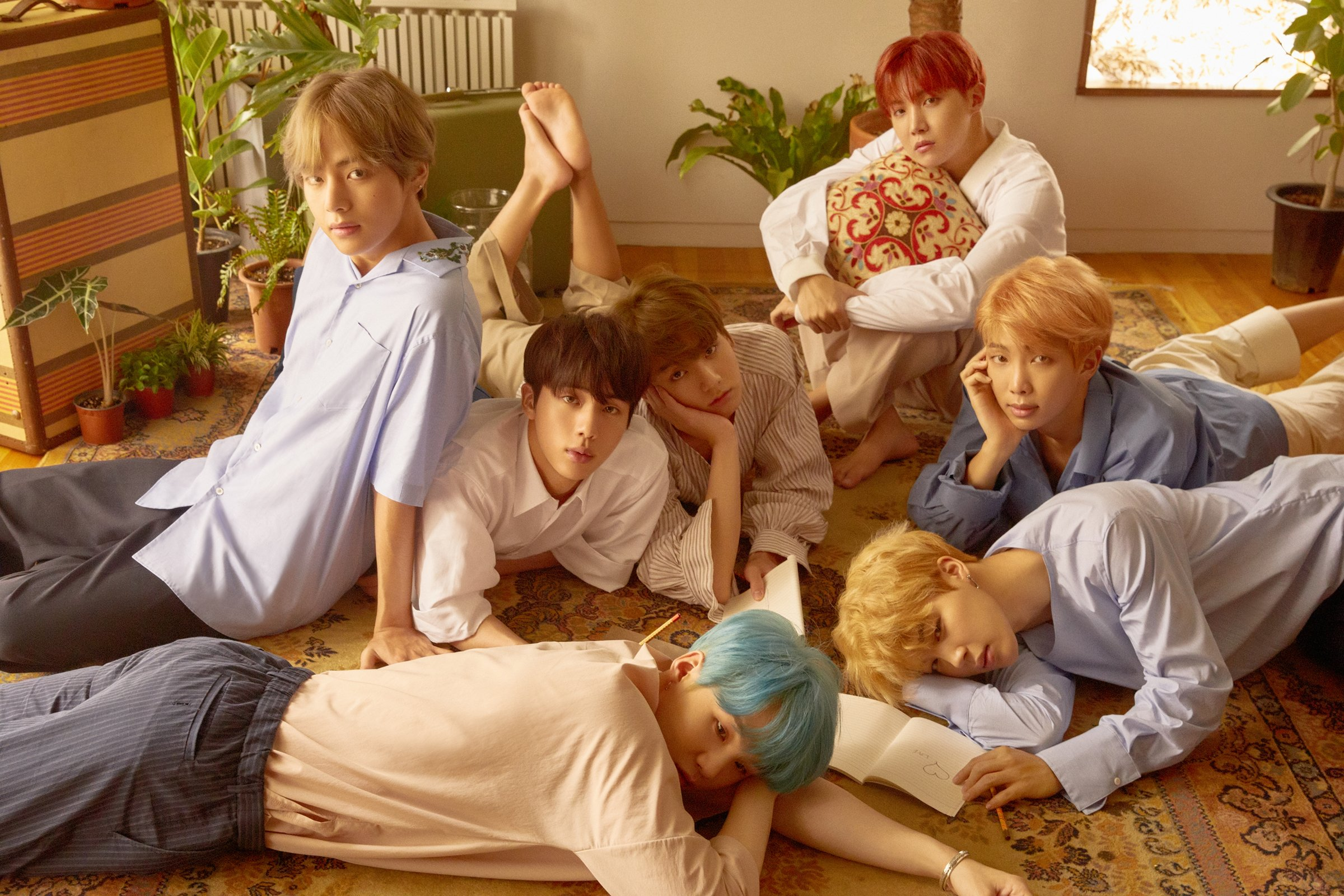 Picture Bts Love Yourself 承 Her Concept Photo L Version 170907