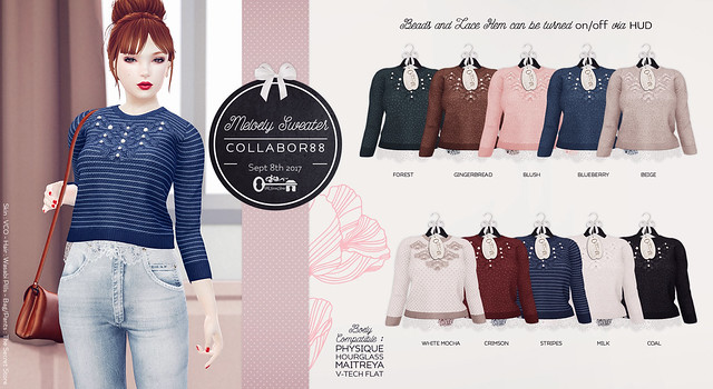 Melody Sweater