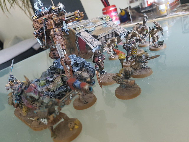 Wh40k - In rust we trust.