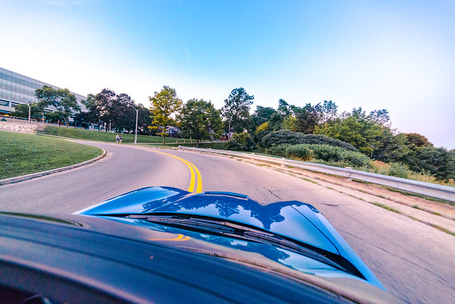 Vette up the Hill