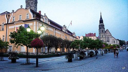 Bolesławiec-Bunzlau