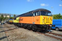 """GB Railfreight Class 66/7, 66779 """"Evening Star"""""""