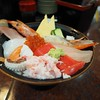 Photo:bowl of rice topped with sashimi ¥1880 By Takashi H