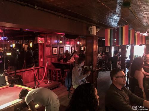 Stonewall Inn Inside