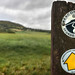 Another Walk Up Skirrid Fawr - Footpath Signs