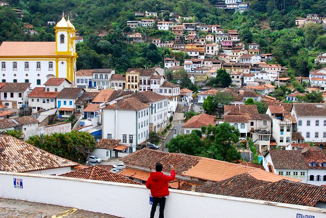 Exploring the Historical Town of Ouro Preto