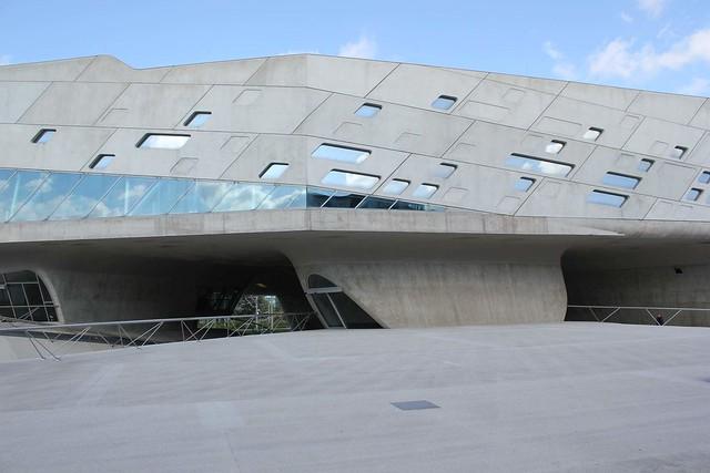 Phaeno architecture Wolfsburg