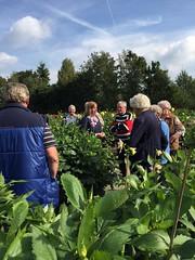 Bezoek Flora op 19 september 2017