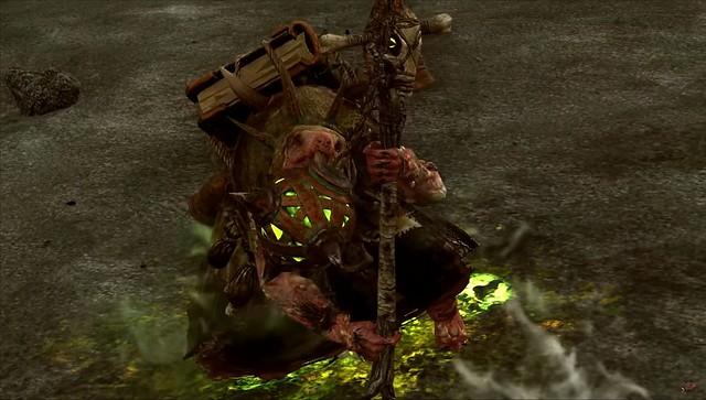 총 전쟁 Warhammer 2 주님 Skrolk