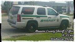 Manatee County Sheriff's Office K-9 Unit