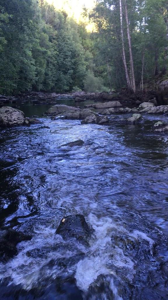 Siljan - Larvik i kano