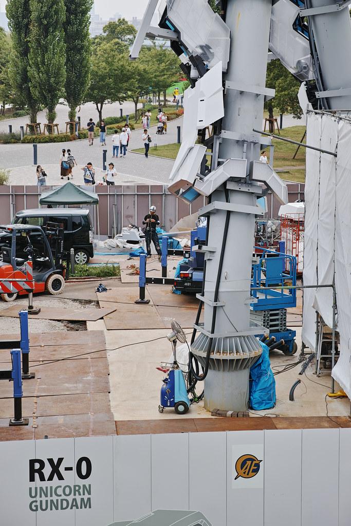 20170810_11_実物大ユニコーンガンダム立像(建造中)