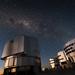 VLT telescopes at Paranal (Iztok Boncina/ESO)