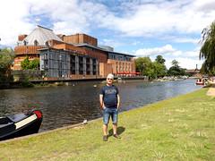 Me in Stratford
