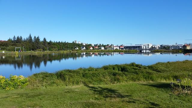 Reykjavik's Pond