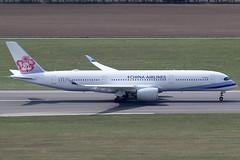 China Airlines Airbus 350-941 B-18906 (c/n 0092)