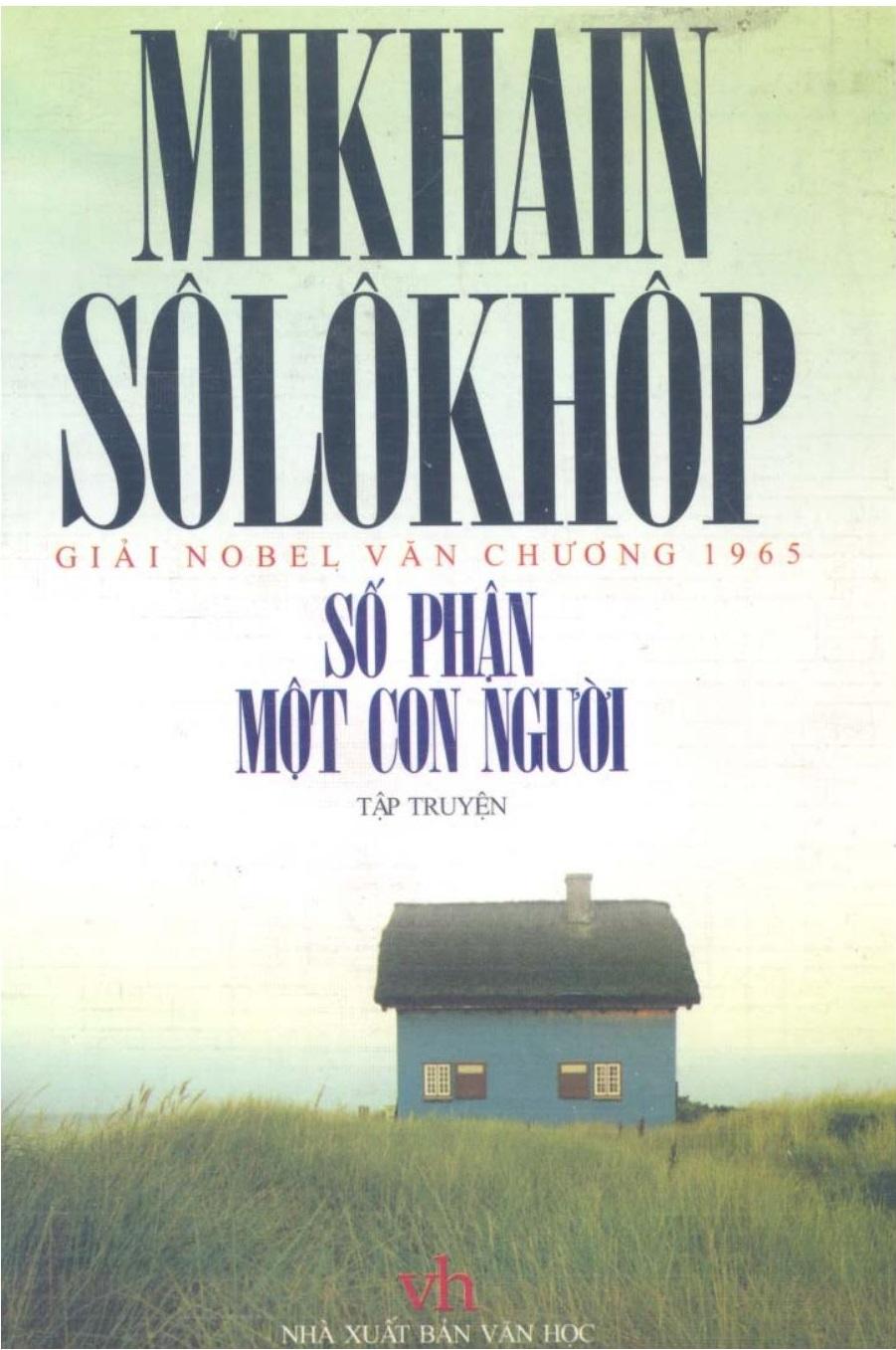 Số Phận Một Con Người - Mikhail Aleksandrovich Sholokhov