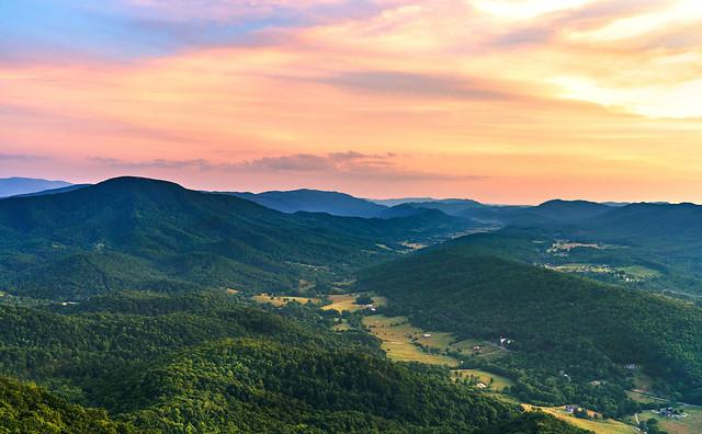 Tinker Cliffs - Appalachian Trail