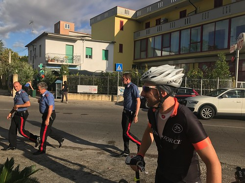 Cycling through Abruzzo