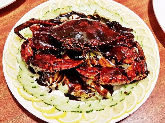 Claypot Black Pepper Crab