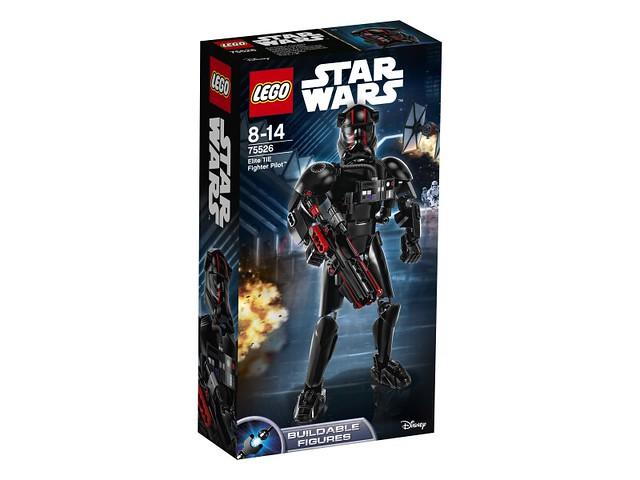 Oficjalne zdjęcia zestawów Lego Star Wars The Last Jedi  1