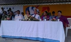 Hora cívica en UE Raymundo Aveiga trató el tema Fundación de Chone